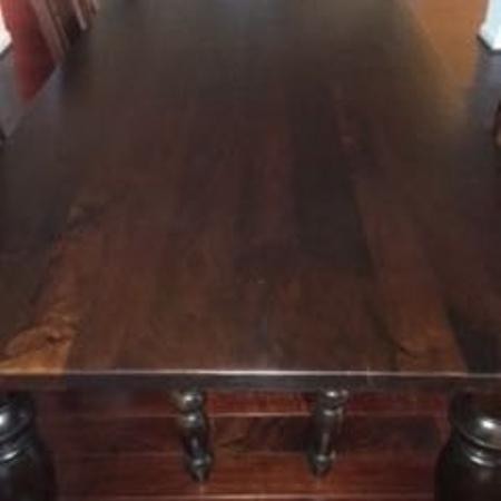 Beautiful Solid Wood Table and Chairs