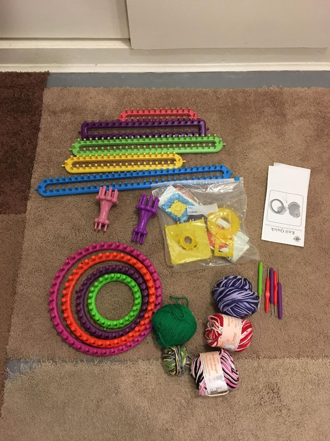 Knitting Loom Set South Africa : Find more knitting loom set bundle for sale at up to off