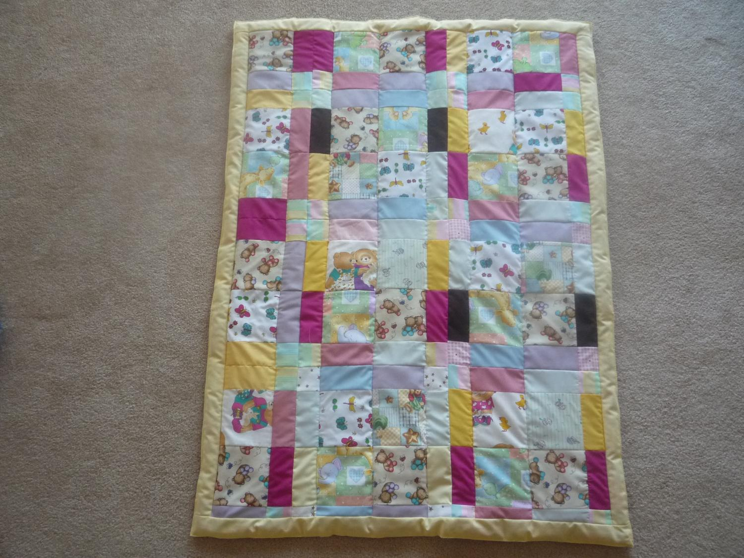 handmade quilts for sale near me best new handmade baby quilt blanket patchwork for sale 1425