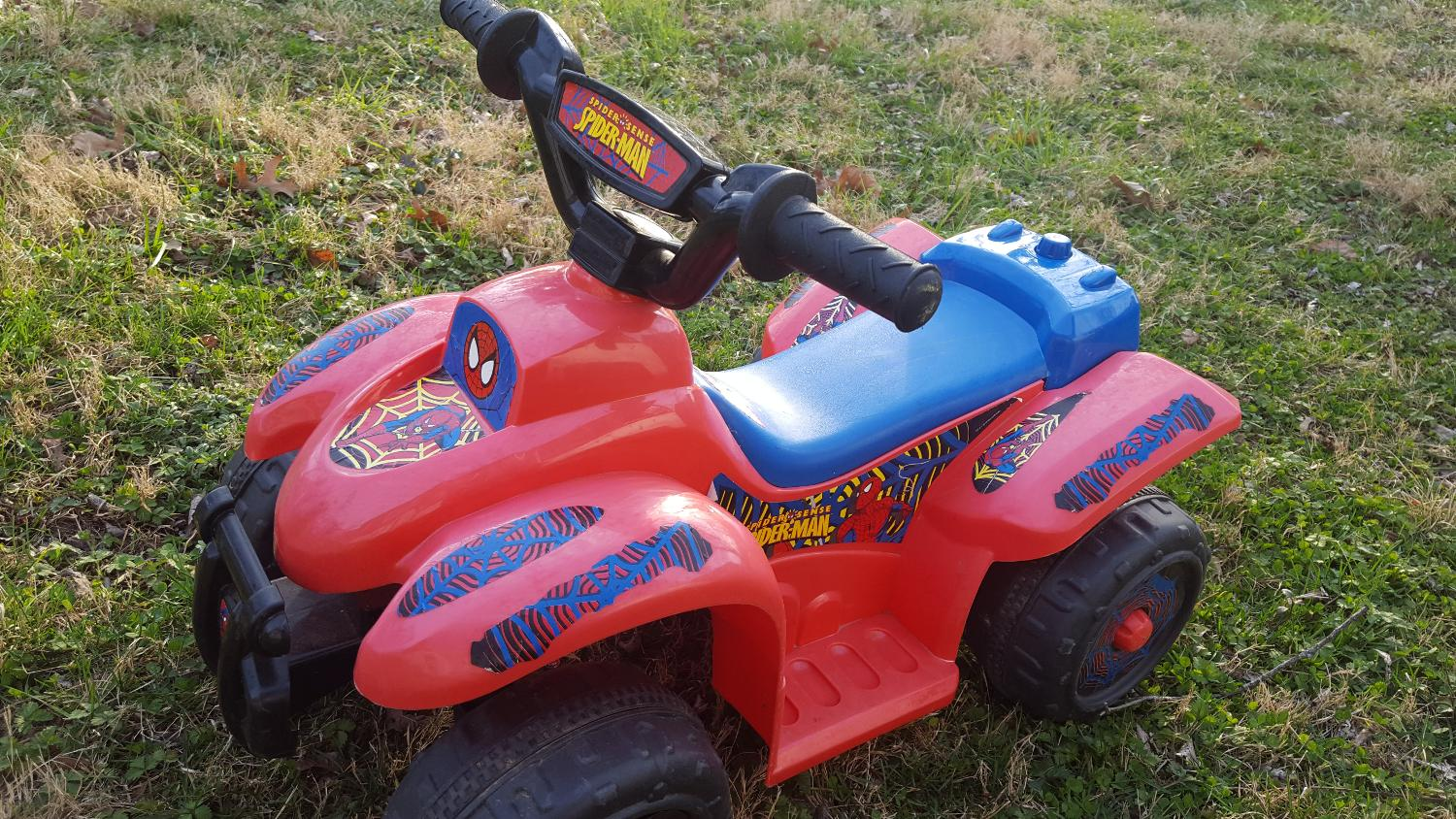 Find more spiderman quad for sale at up to 90 off jefferson city mo - Quad spiderman ...