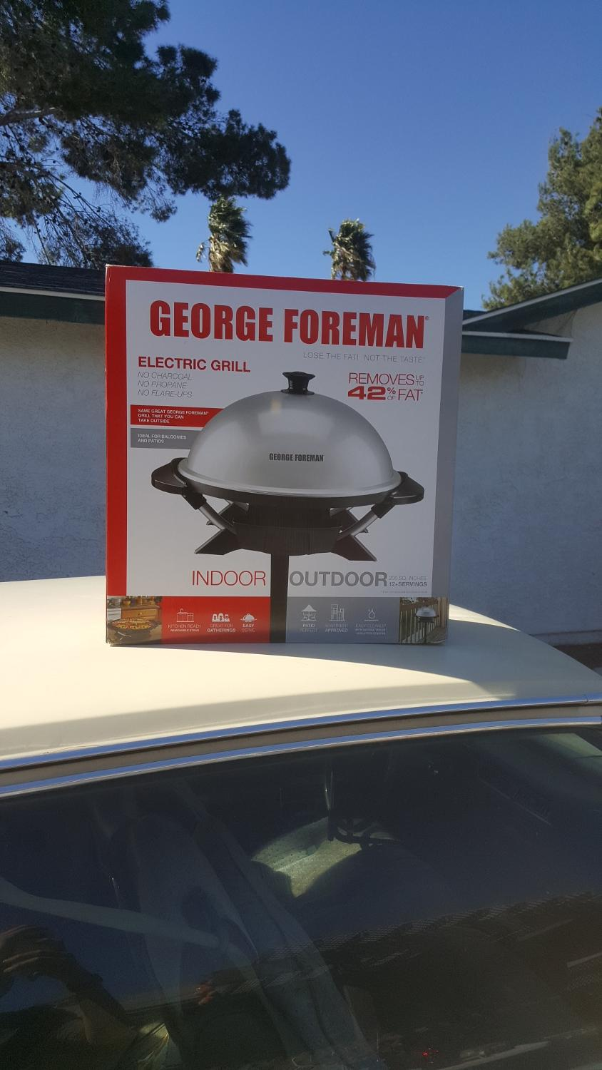 Best George Foreman Grill For Sale In Las Vegas Nevada