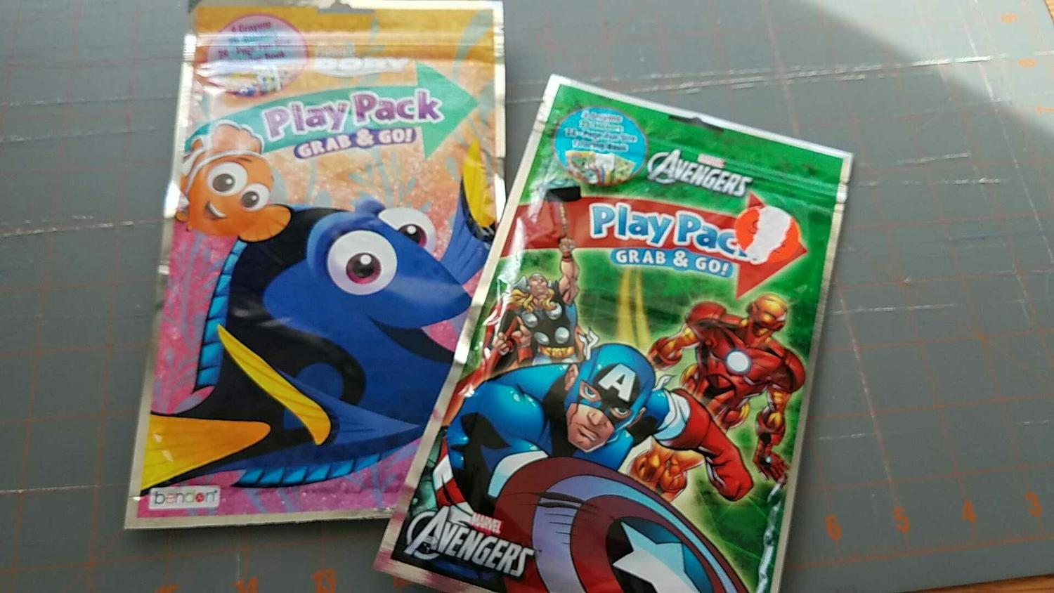 Best unopened play packs for sale in manchester new for Craft stores manchester nh