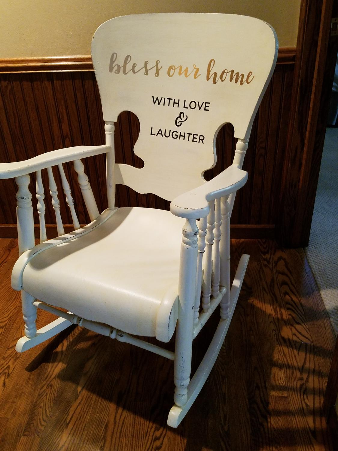 Best Vintage Rocking Chair For Sale In Wisconsin Rapids Wisconsin For 2017