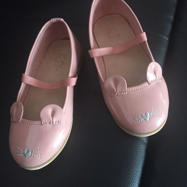 Find more Zara Baby Dream Big Shoes. Size 22 for sale at ...
