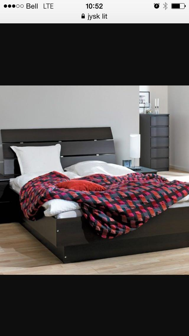 find more contour de lit avec matelas for sale at up to 90 off vaudreuil qc. Black Bedroom Furniture Sets. Home Design Ideas