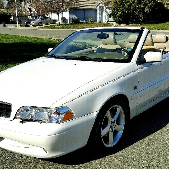 Volvo C70 Convertible >> Best For Sale 2004 Volvo C70 Convertible For Sale In Roseville