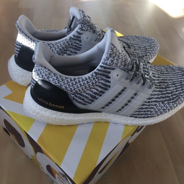 11f01d5abfb50 Best Adidas Ultra Boost Zebra oreo for sale in Yorkville