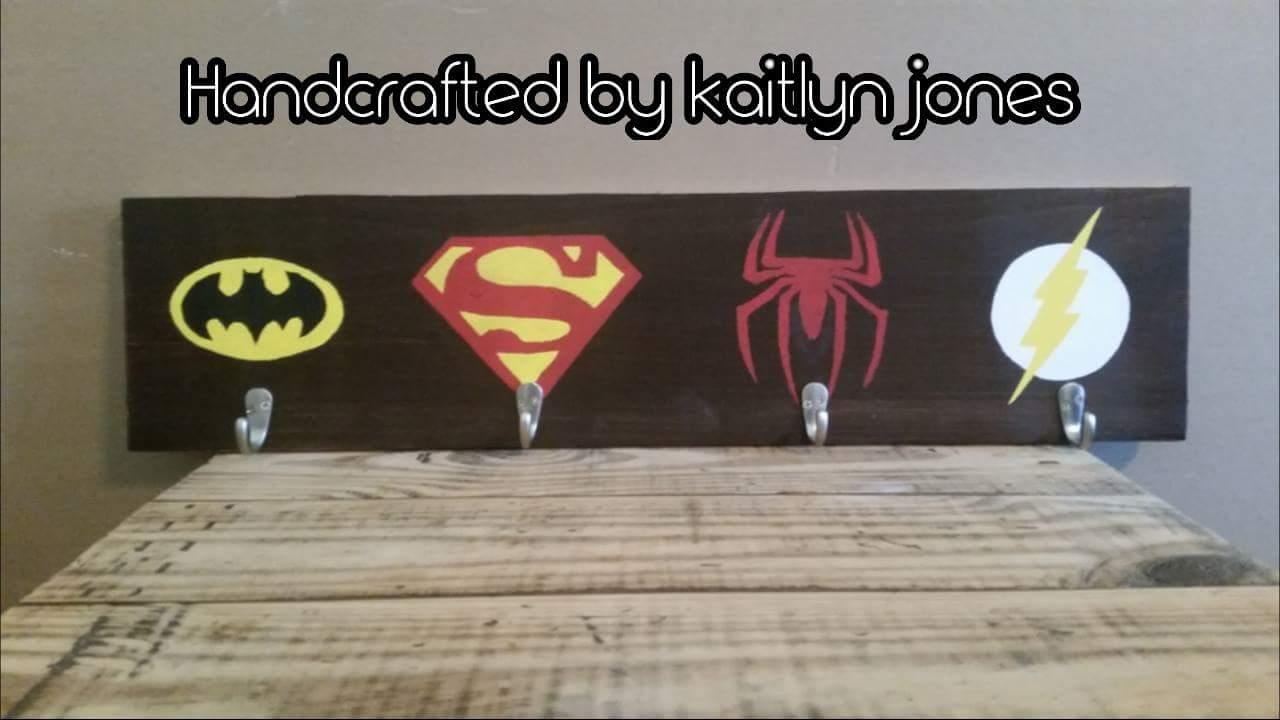 Find more handmade by me wall decor superhero themed for for Decor 2 sell