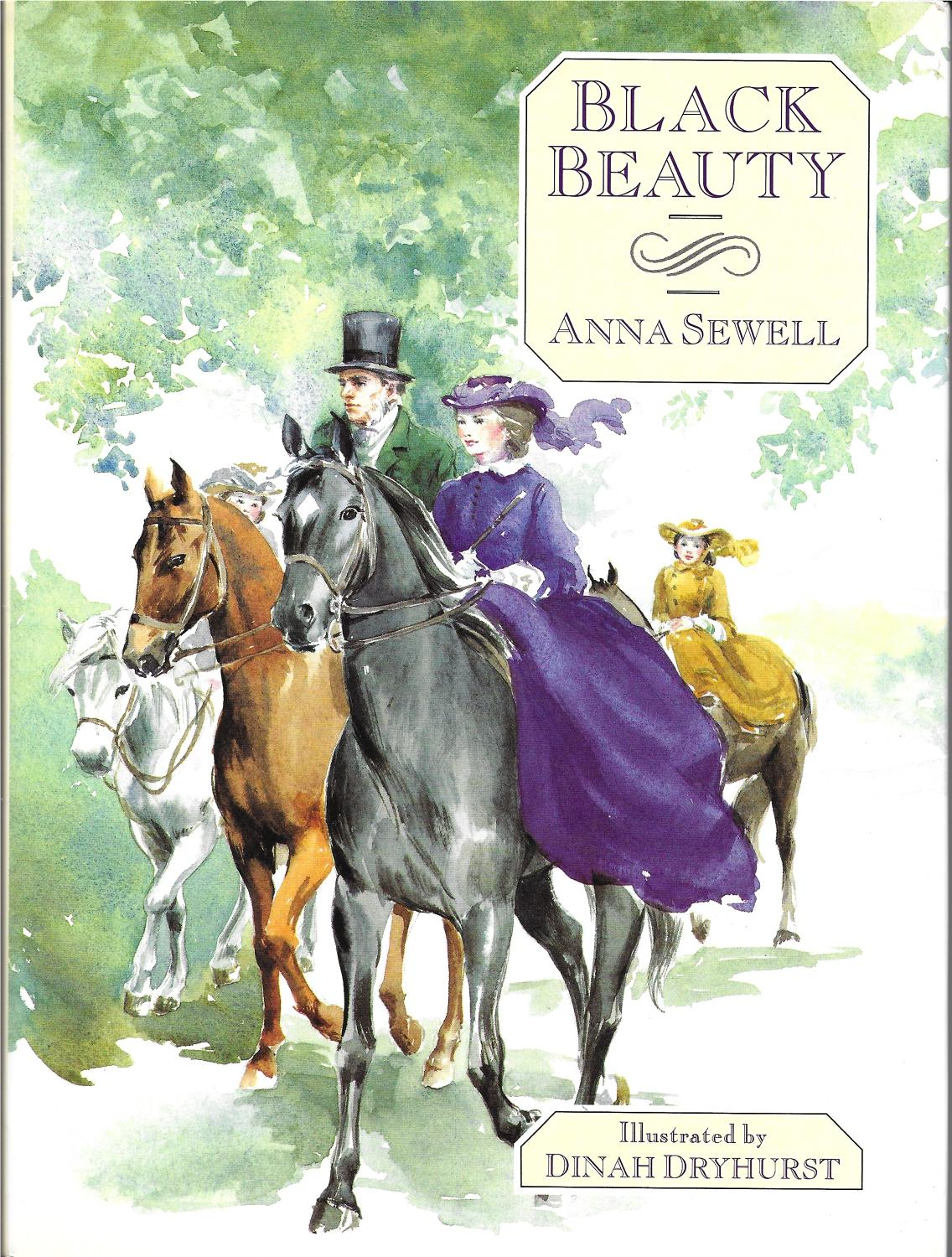 an analysis of the project gutenberg etext of black beauty by anna sewell Of the project gutenberg etext of black beauty etext of black beauty by anna sewell in an analysis of the project gutenberg etext of.