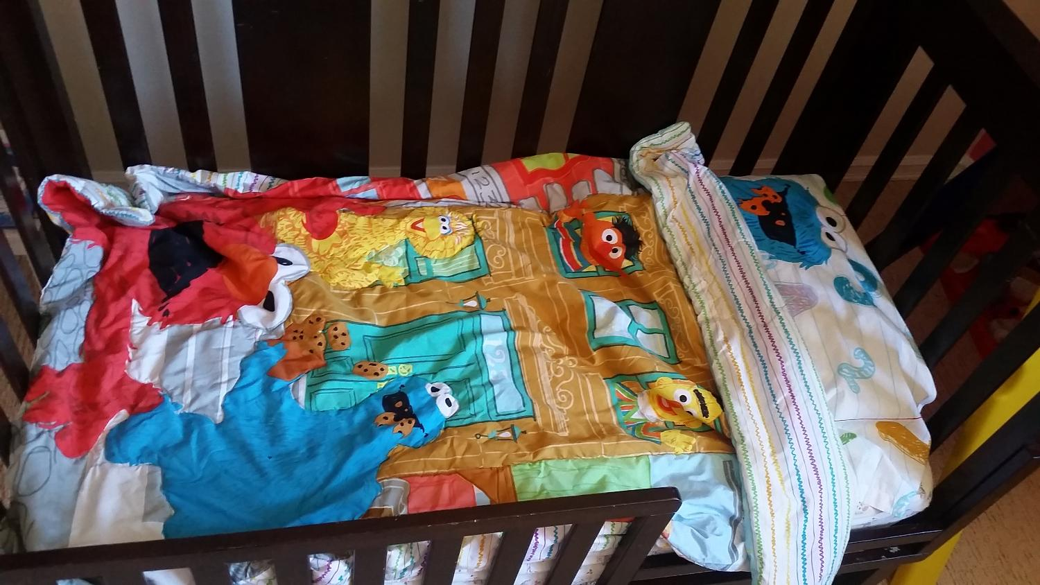 Find More Elmo Toddler Bedding For Sale At Up To 90 Off