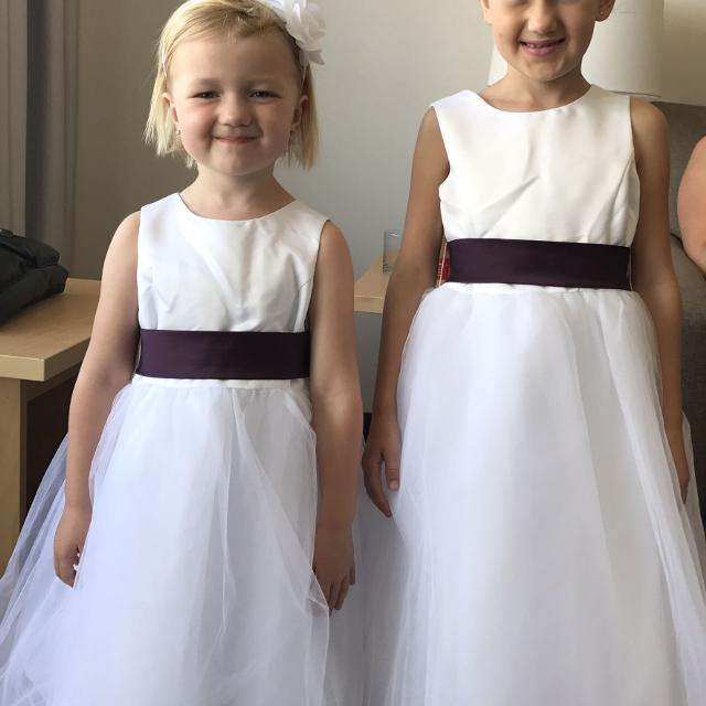 492c3f8d82f Best David s Bridal Flower Girl Dresses for sale in Ajax