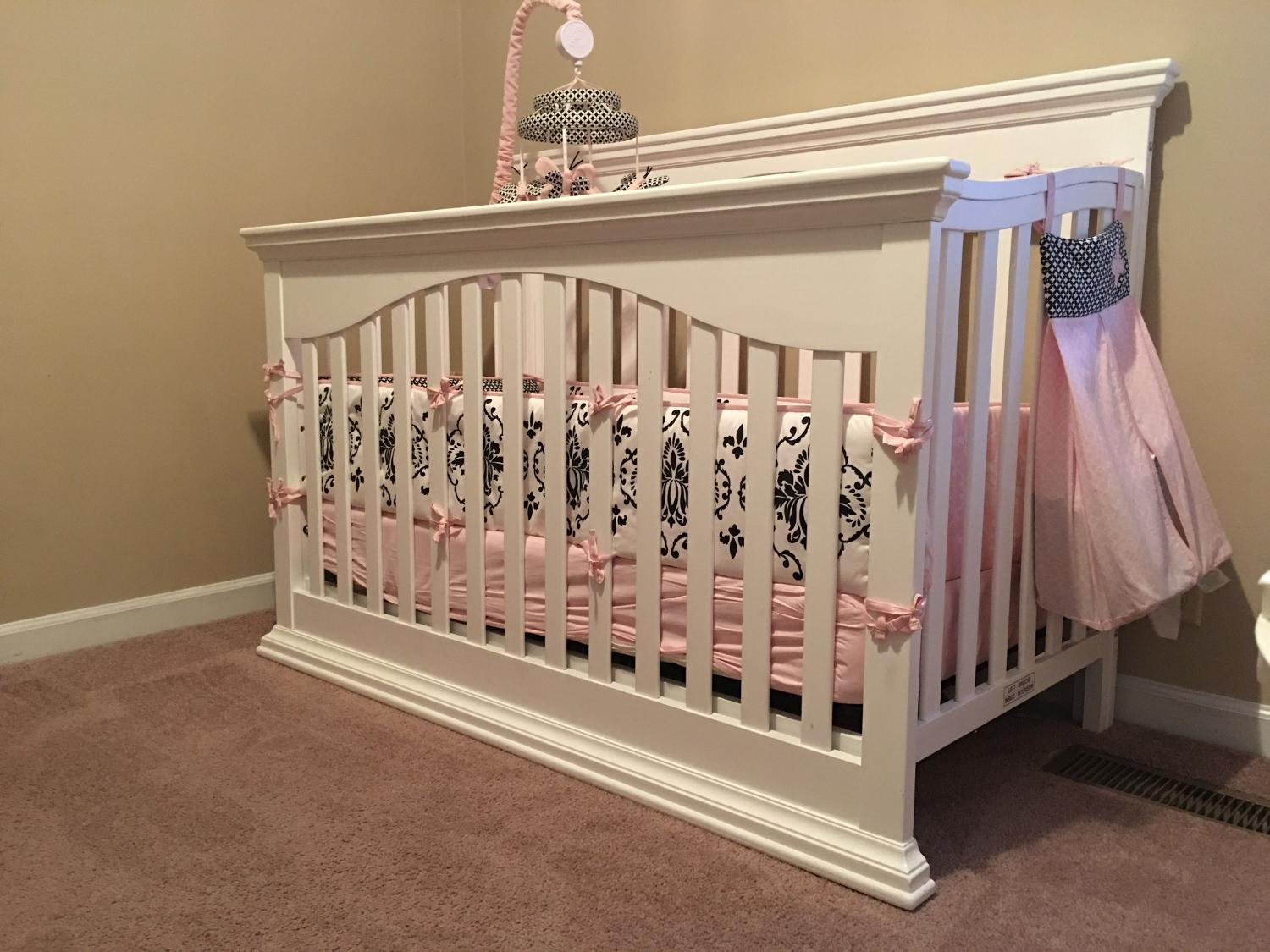 Find More Convertible 3 In 1 Crib Mattress And 12 Piece