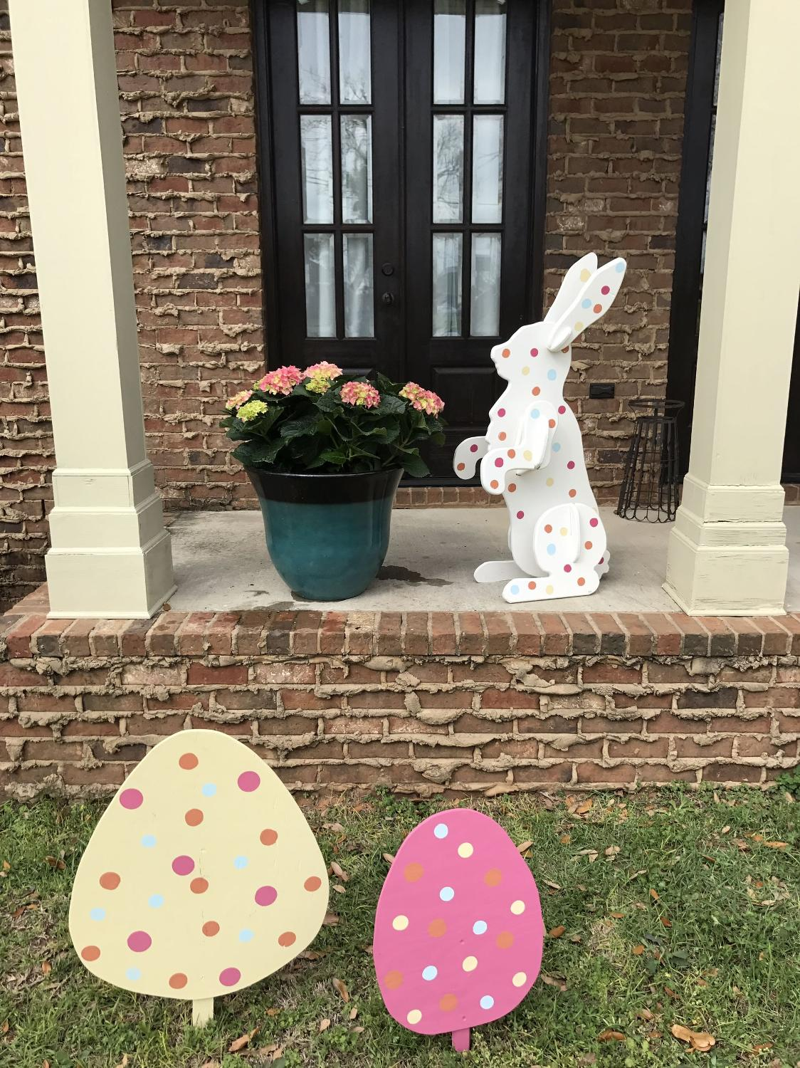 Best easter yard decorations for sale in mobile alabama for Yard decorations for sale