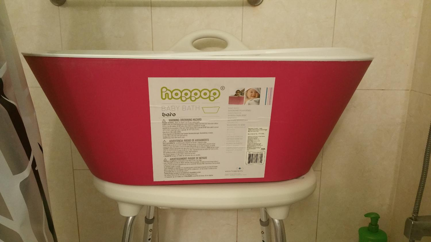 best in great condition hoppop baby kid bath tuby for sale. Black Bedroom Furniture Sets. Home Design Ideas