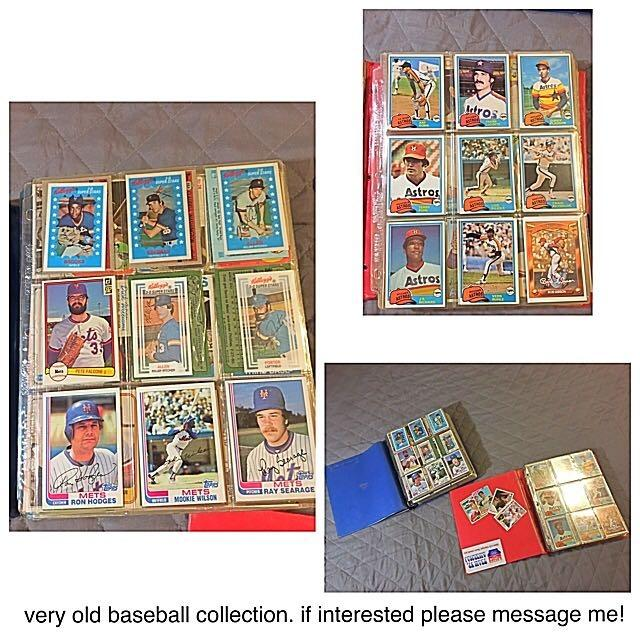 Vintage Baseball Cards For Sale 72