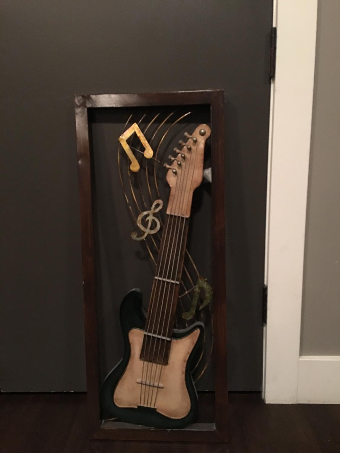 Best Guitar Wall Decor For Sale In Richmond British Columbia For 2017