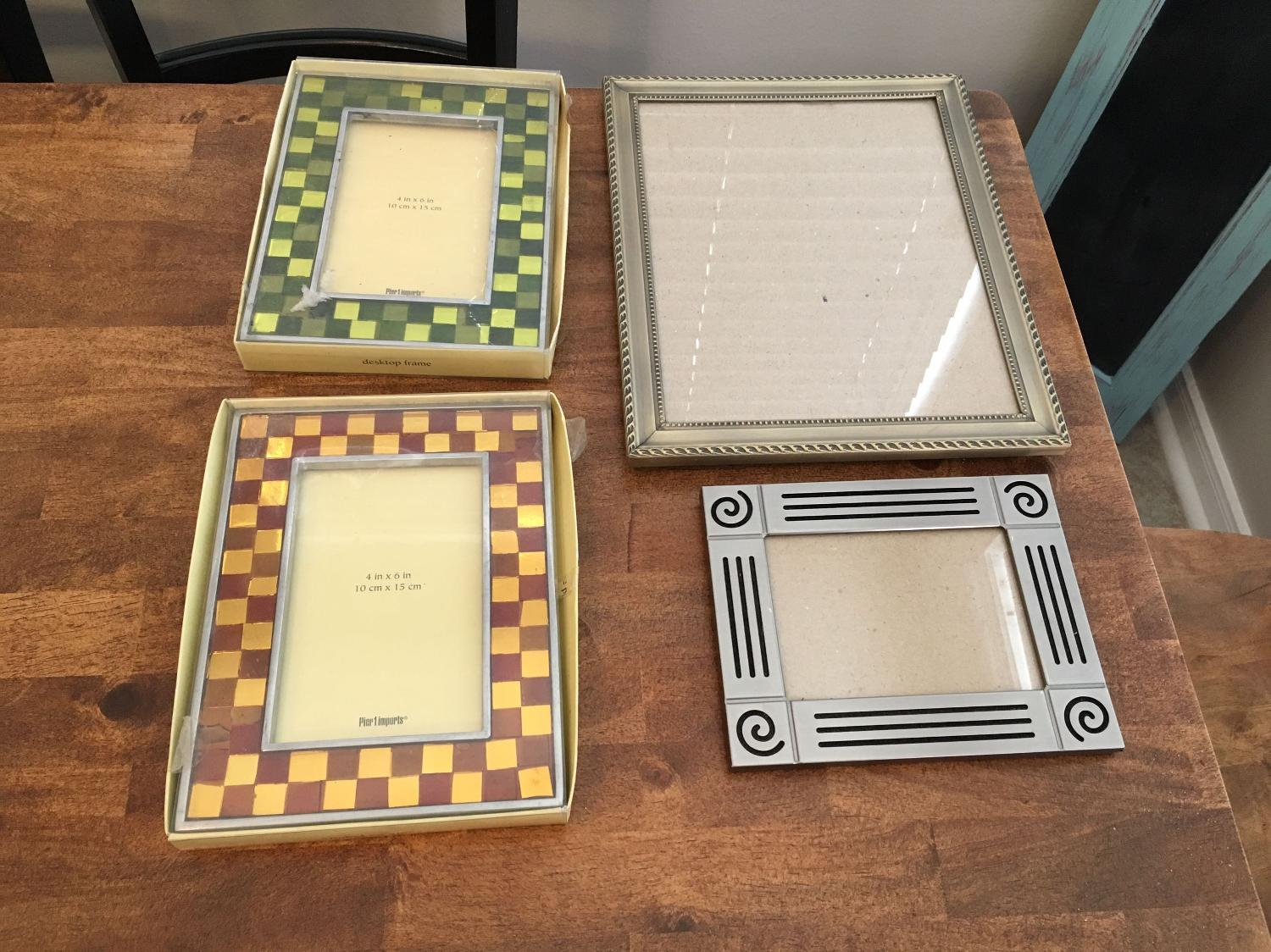 Best assorted picture frames for sale in cypress texas for Home decor 77429
