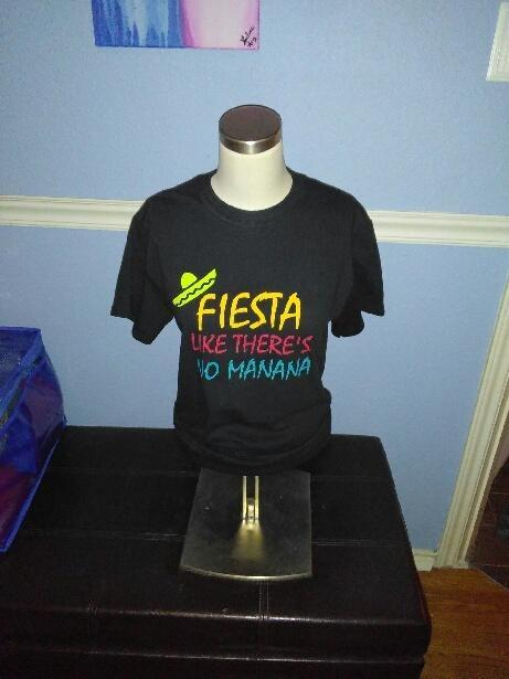 Best fiesta shirts for sale in potranco road san antonio for Custom shirts san antonio