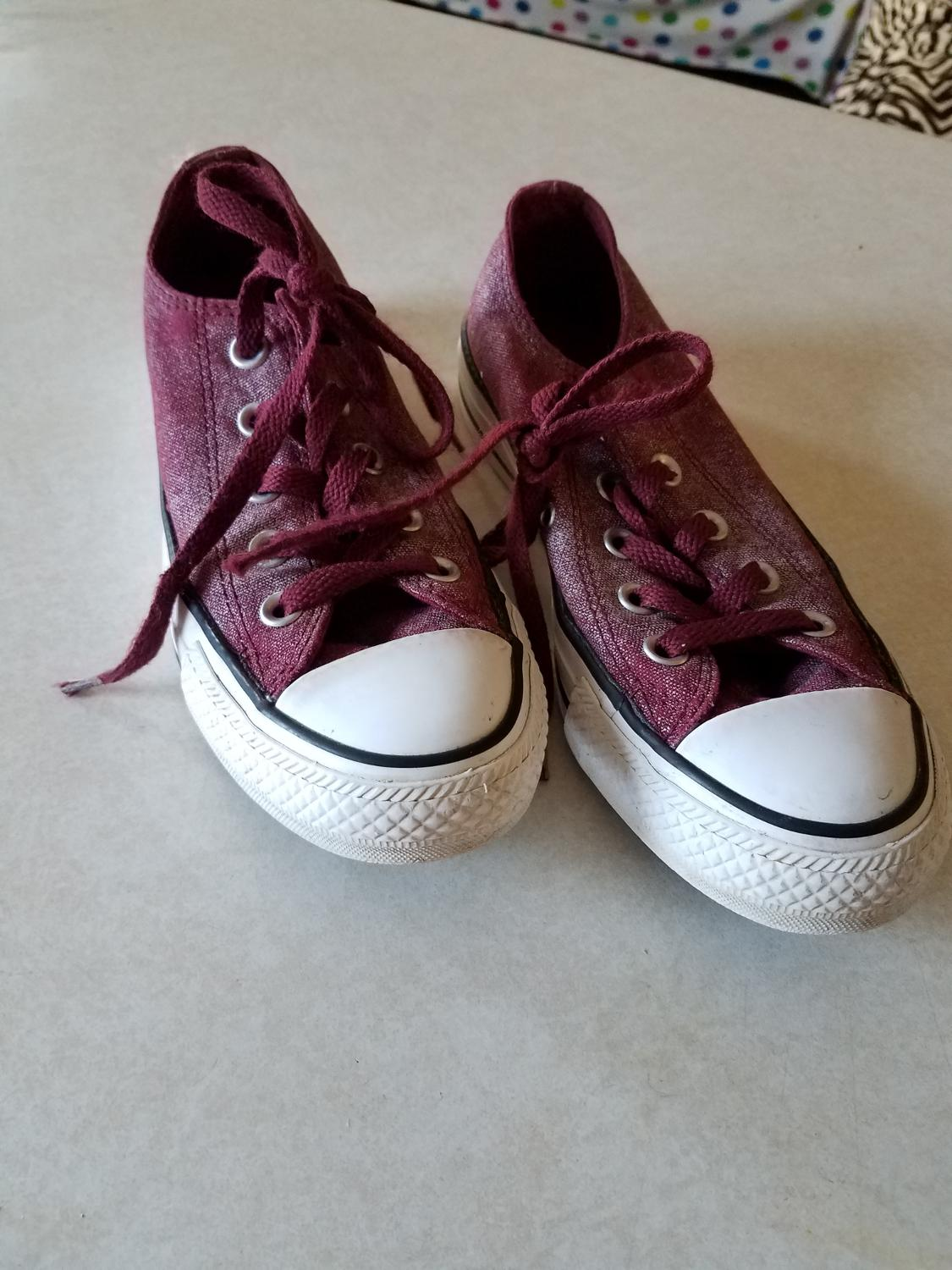 Best Converse Size 5 for sale in Monroe, North Carolina for 2017
