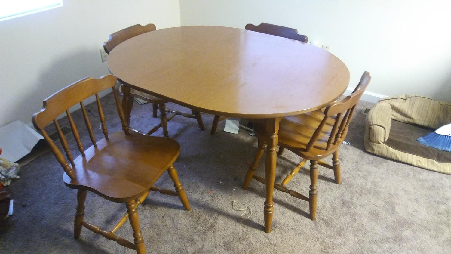 Best Table And 4 Chairs For Sale In Huntsville Alabama For 2018