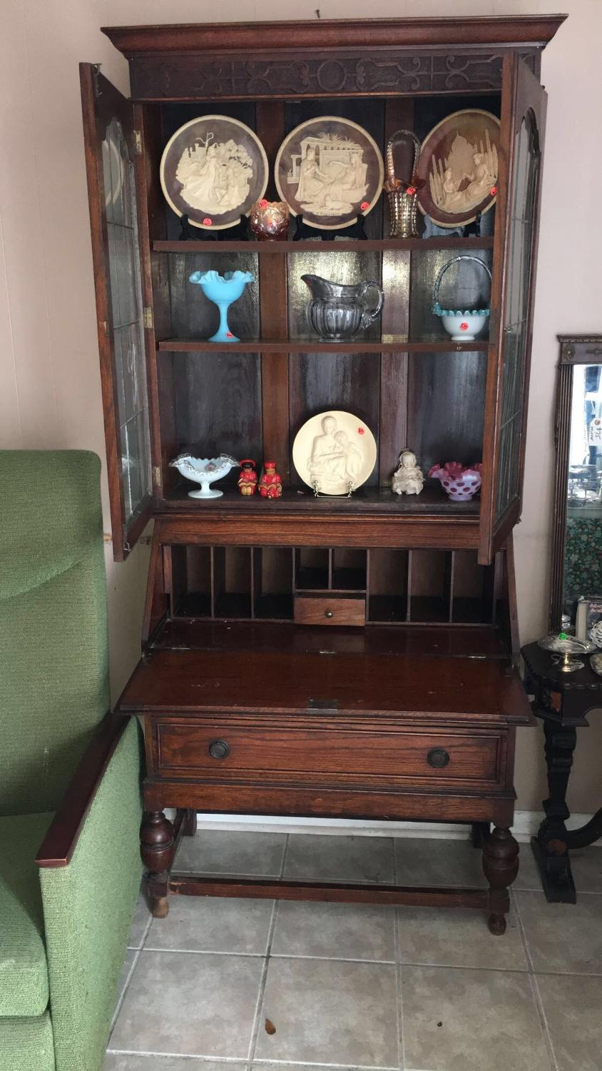 Best Antique Secretary For Sale In Metairie Louisiana For 2017