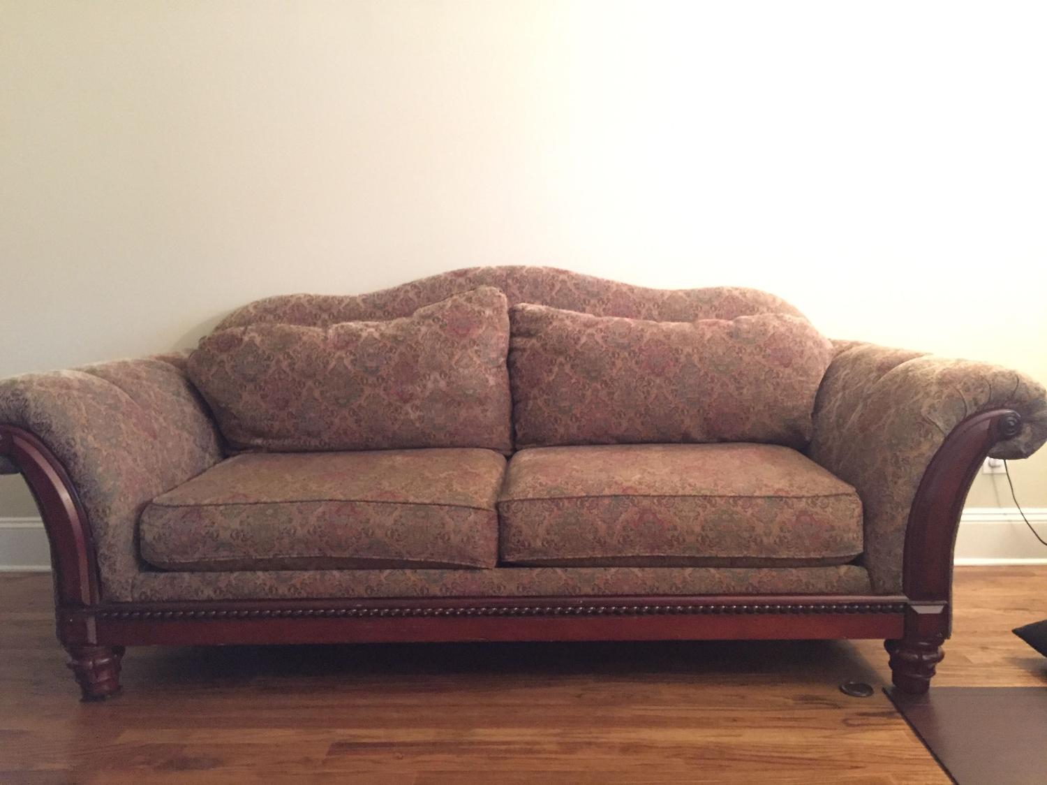 Best Sofa Love Seat And Recliner For 500 Obo For Sale In Huntersville North Carolina For 2017