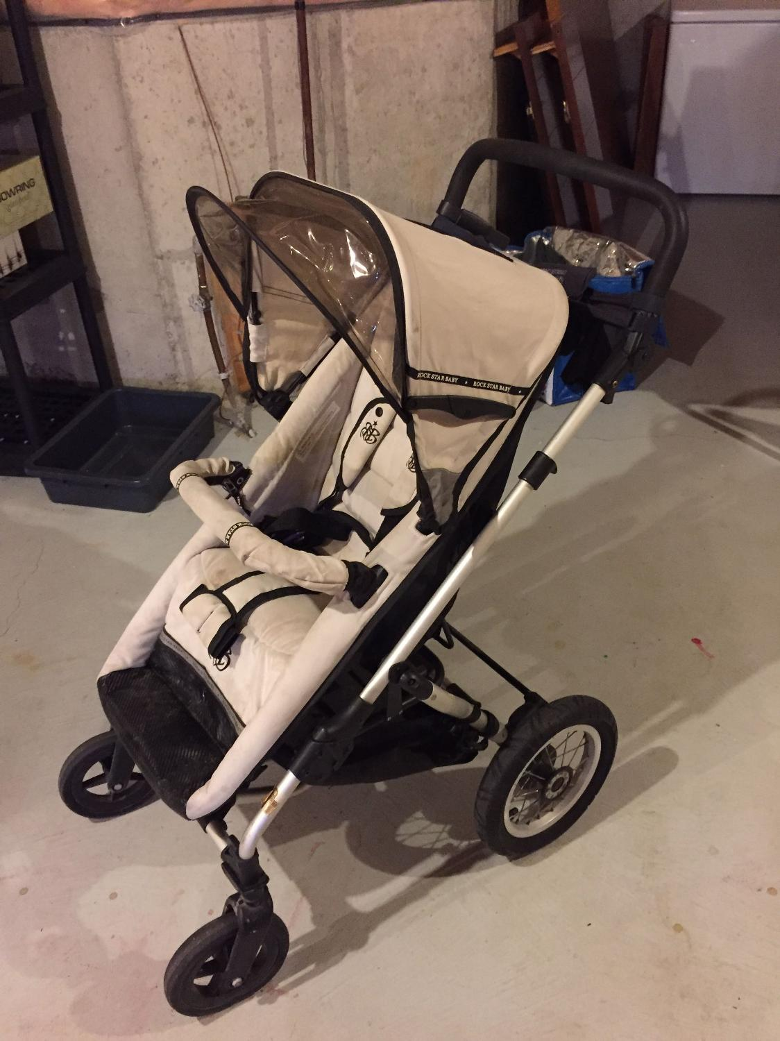 Find more rock star baby stroller for sale at up to 90 for Rock star photos for sale