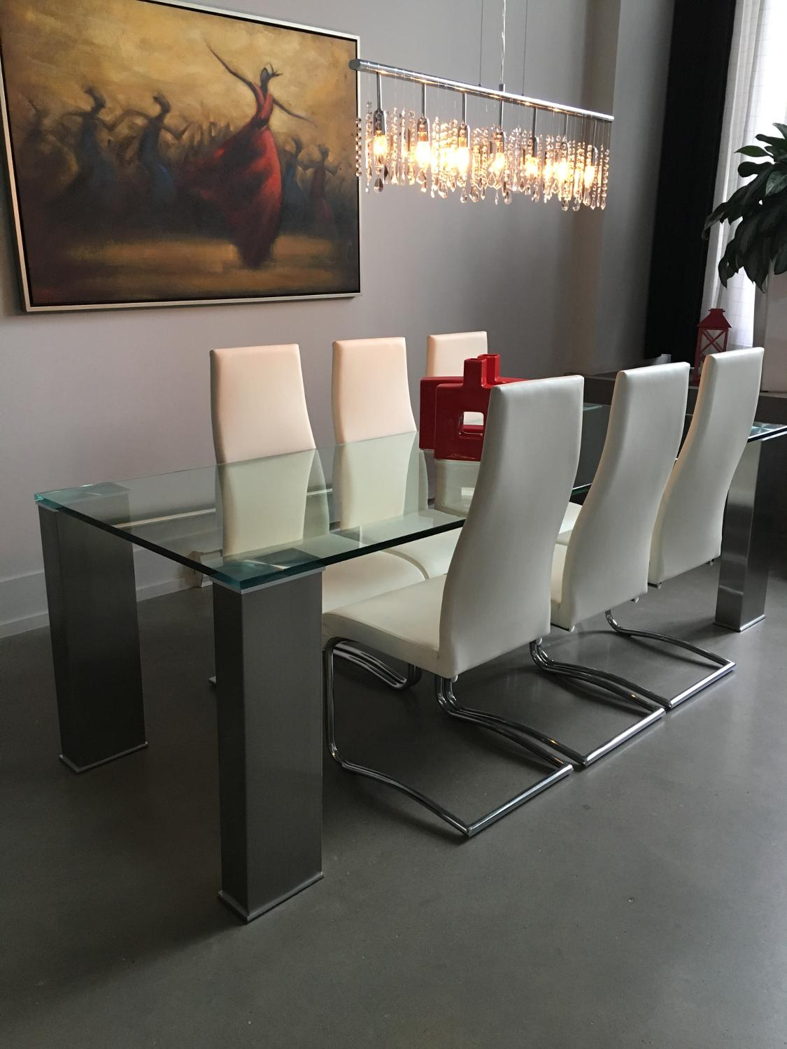 Best leather dining chairs for sale in montréal quebec