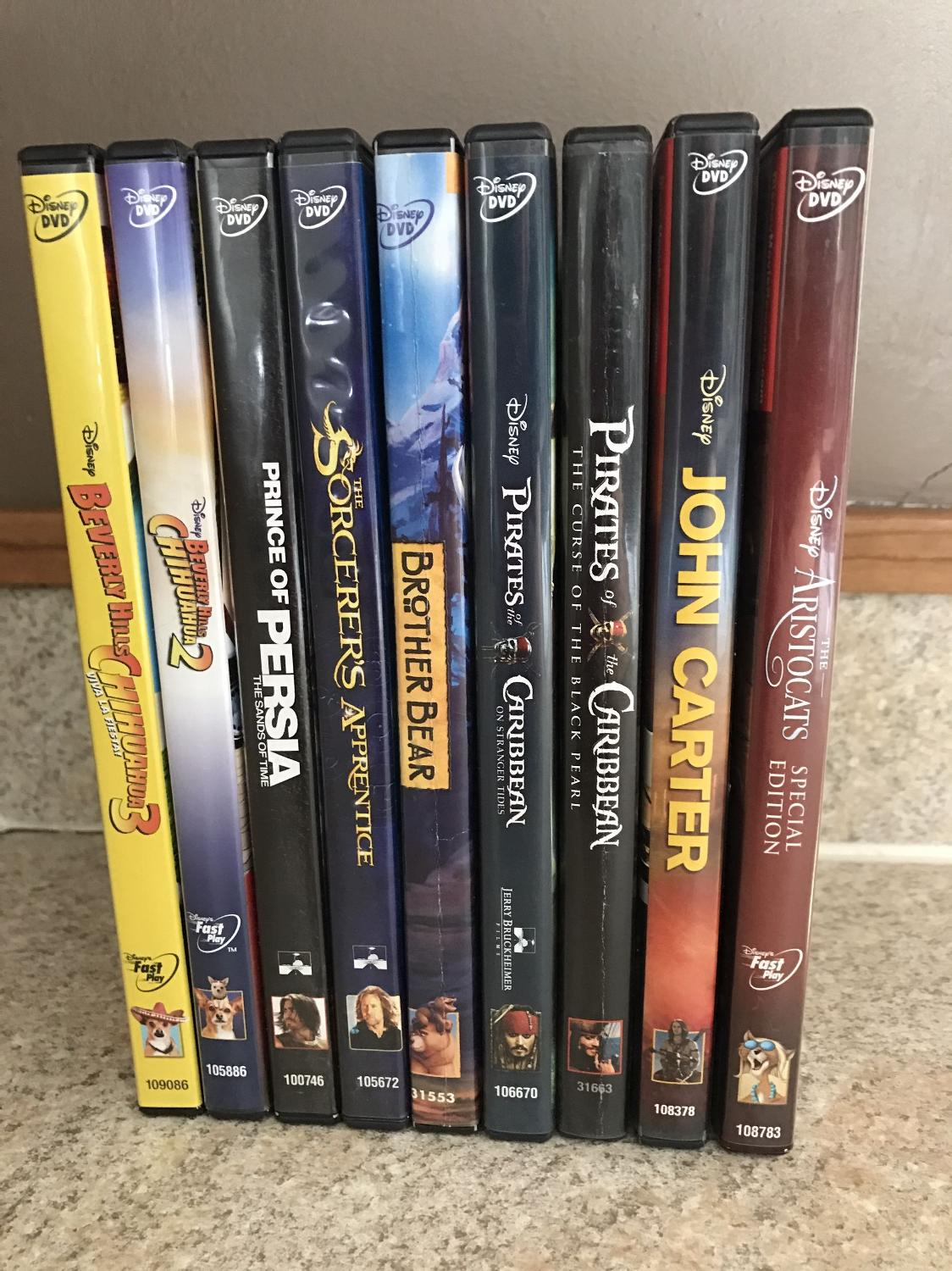 Best Disney Dvd 39 S For Sale In Minot North Dakota For 2018