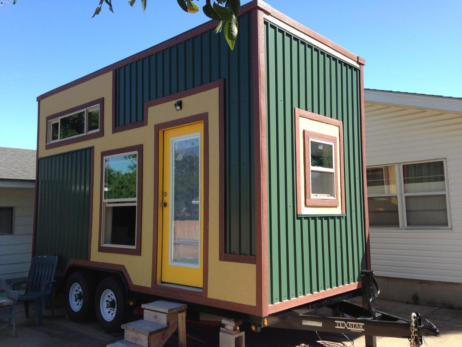 Best Tiny House On Wheels For Sale In Durant Oklahoma For