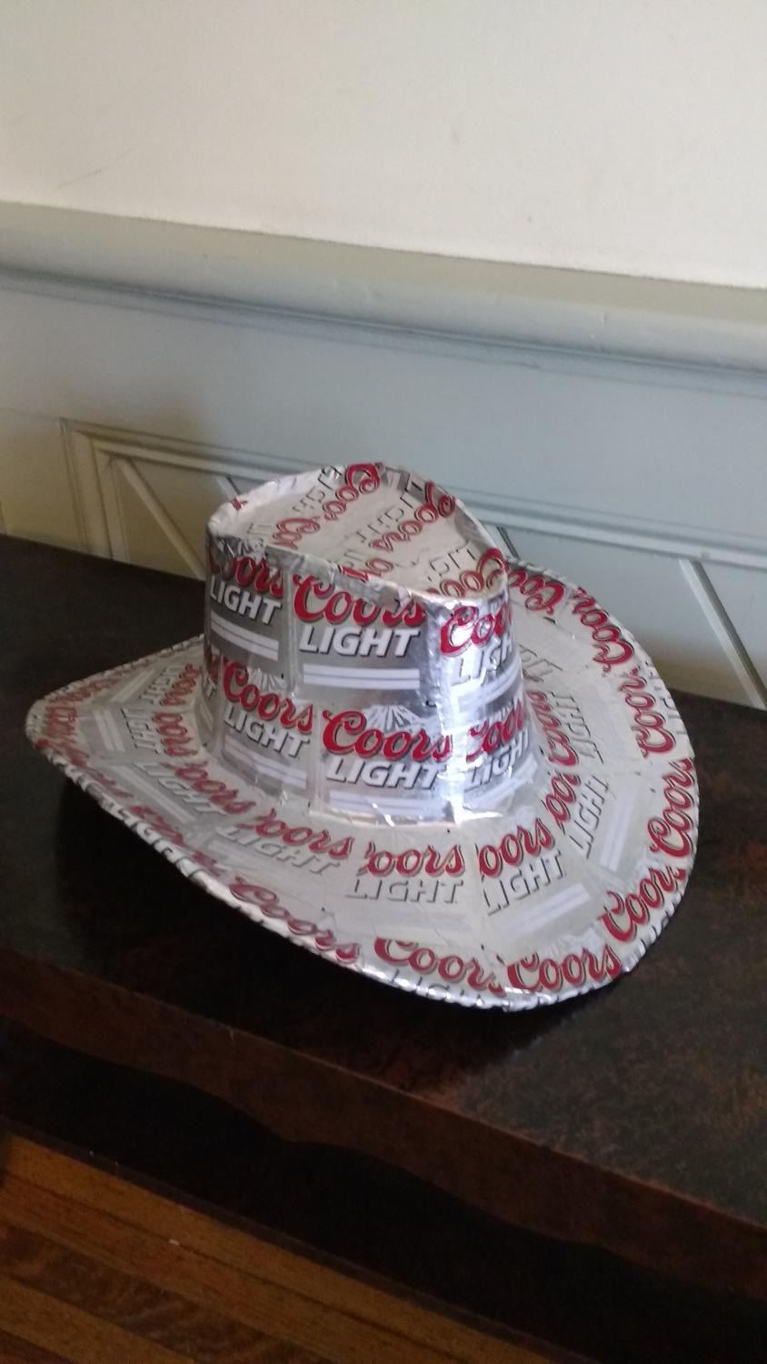 5c334f537d5c2 Best Coors Light Cowboy Hat for sale in Hanover