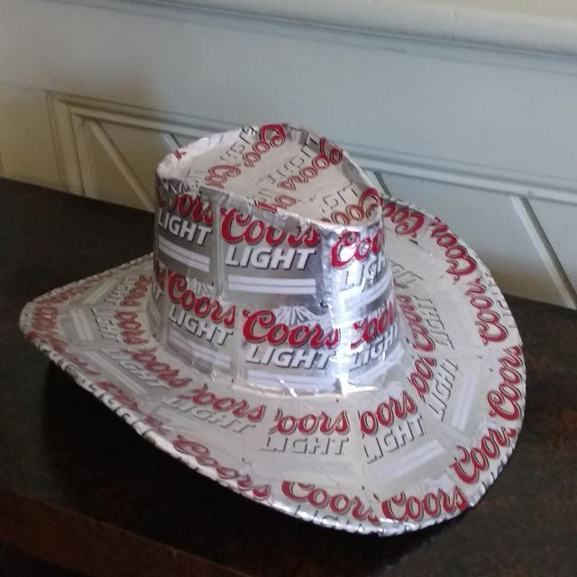 1ea4e83952cff Best Coors Light Cowboy Hat for sale in Hanover