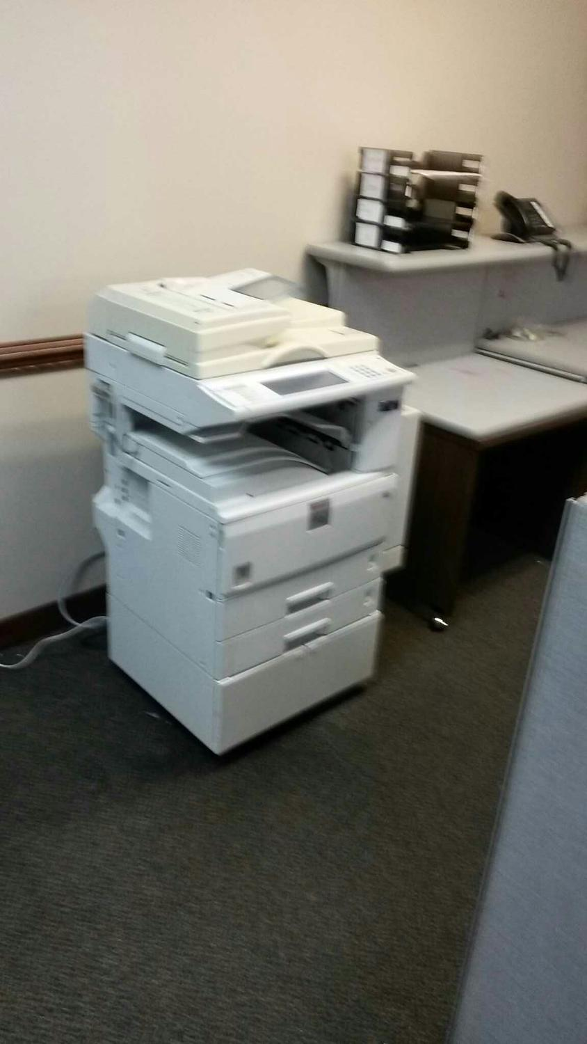 Find More Ricoh Savin Printer Copier Scanner Fax Reduced Final Markdown For Sale At Up To