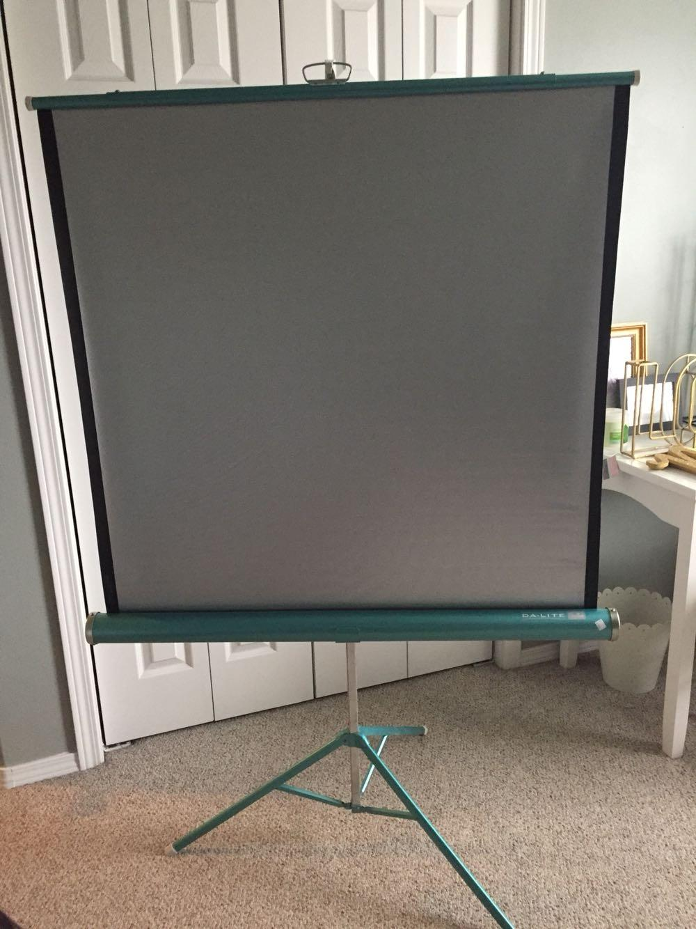 Vintage Portable Screen : Find more vintage portable screen for sale at up to off