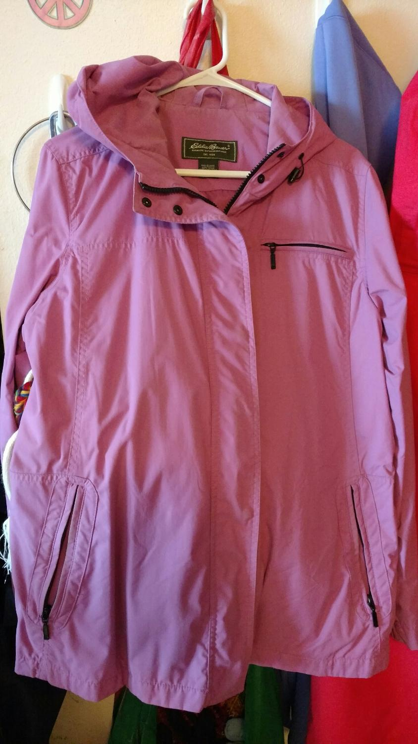 Best Eddie Bauer Xl Windbreaker Jacket For Sale In Minot