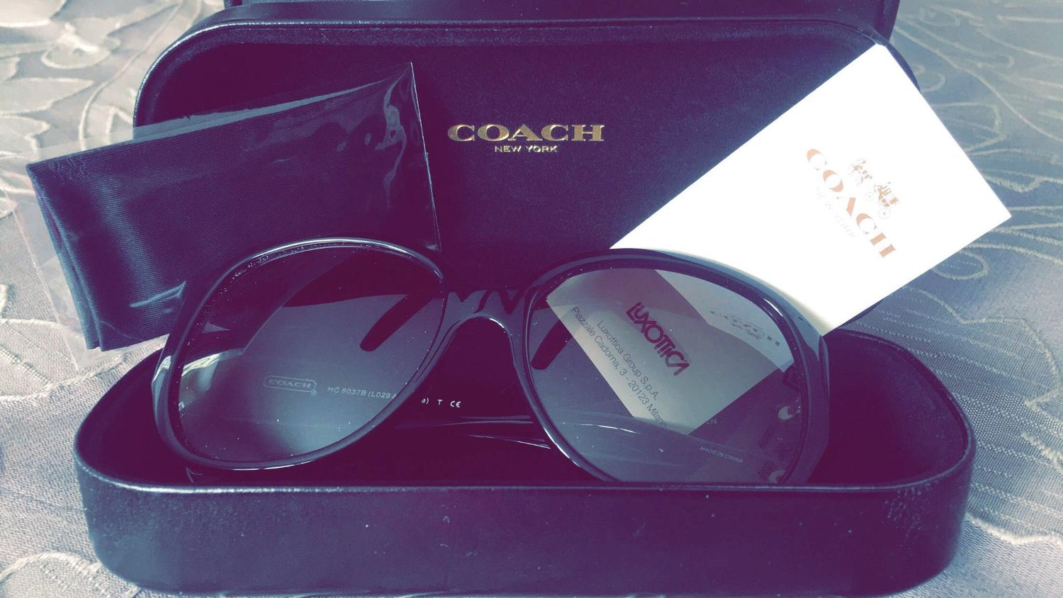 e39e73cfd3 Find more Brand New Authentic Coach Sunglasses for sale at up to 90% off