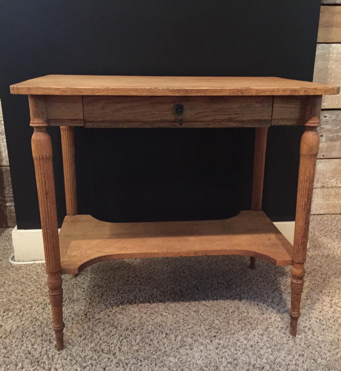 Oak Table Columbia Sc ~ Best antique oak table for sale in ladner british