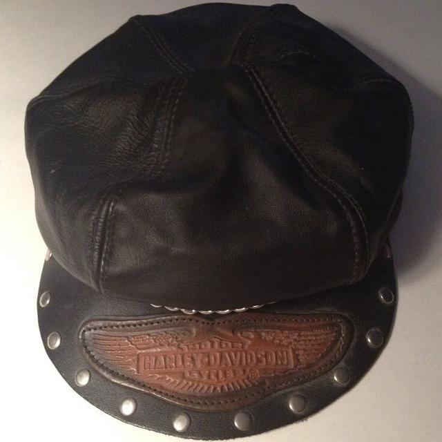 fc5ff87e51075 Find more Vintage 1970 s Harley Davidson Road Captain Hat for sale ...
