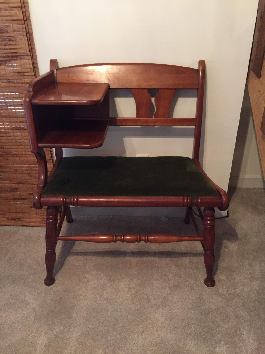 Find More Vintage Telephone Table For Sale At Up To 90 Off Richmond Va