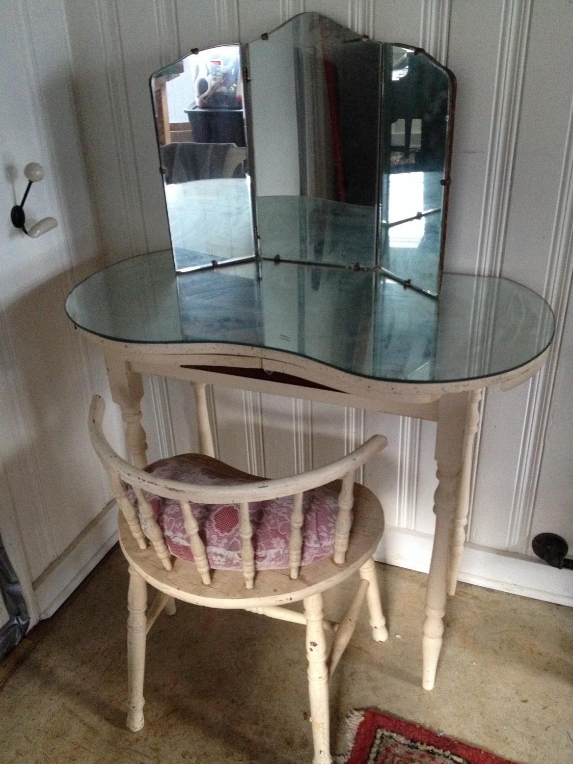 Find more Antique Ladies Dressing Table Reduced! for sale ...