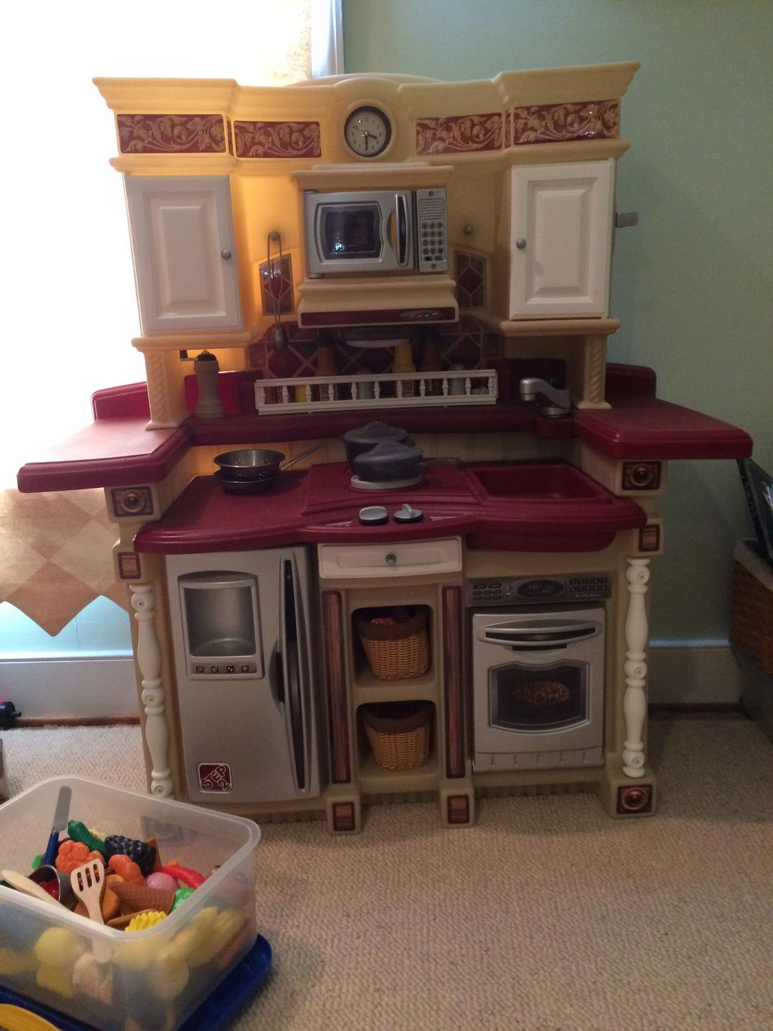 Find More Step 2 Play Kitchen With Accessories For Sale At Up To 90 Off Richmond Va