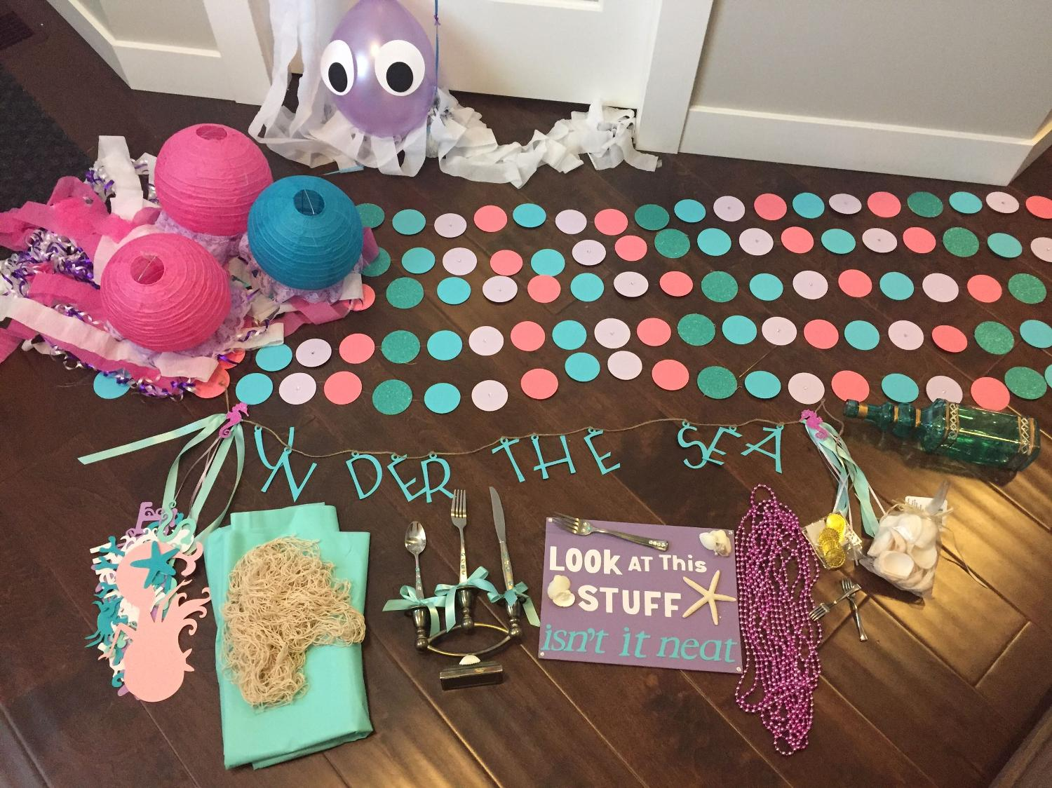 ... Sea Mermaid Party Lot! for sale in Victoria, British Columbia for 2017