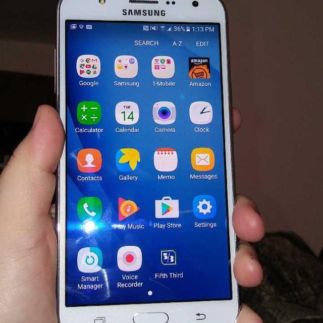 Best 2 Month Old Samsung Galaxy J7 16gb For Sale In Reynoldsburg