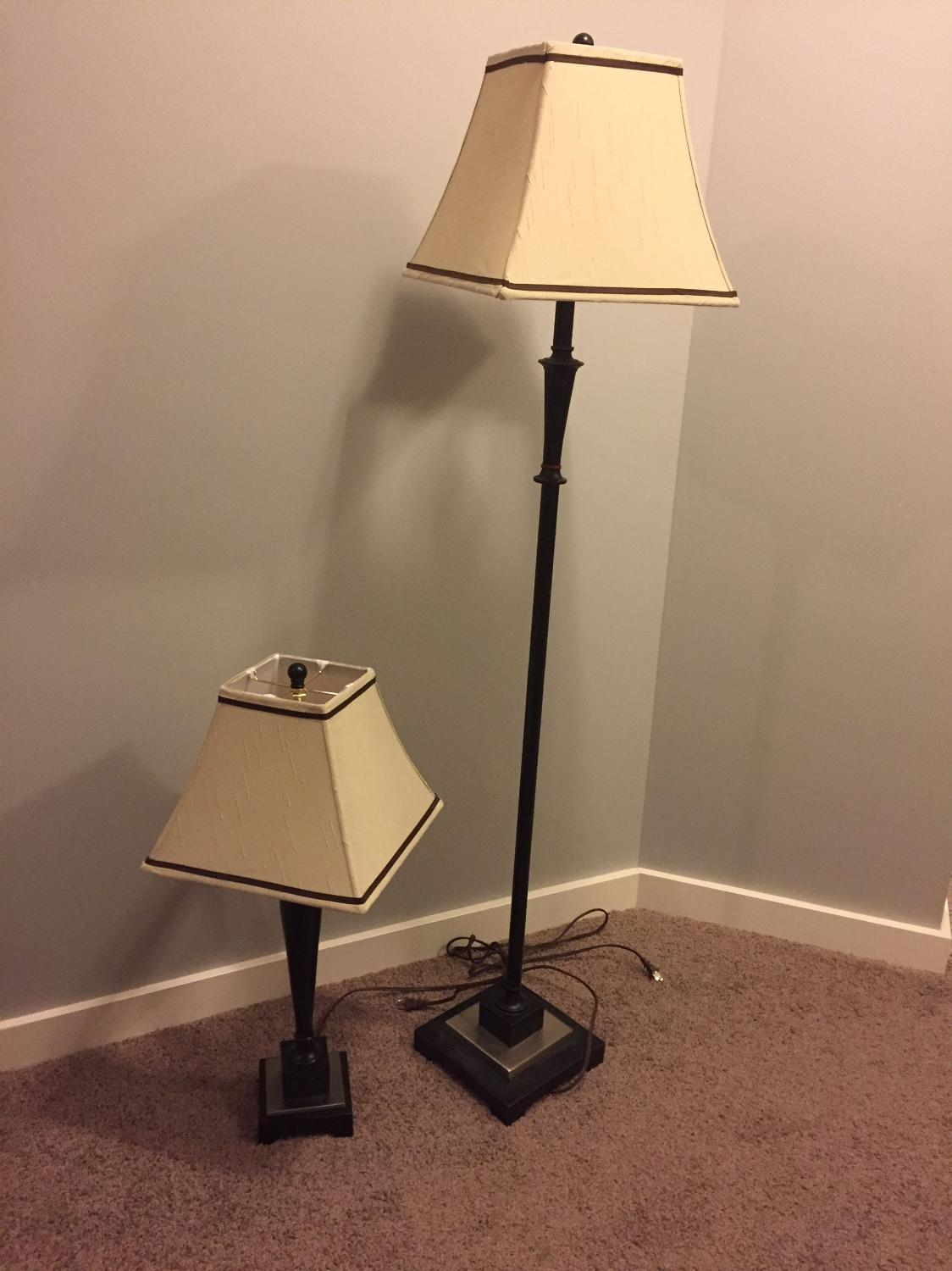 Find more table and floor lamp for sale at up to 90 off for Buy floor lamp with table