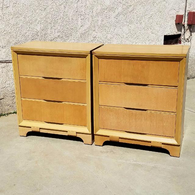 Best 2 Mid Century Dressers By Laperiod Furniture For Sale In
