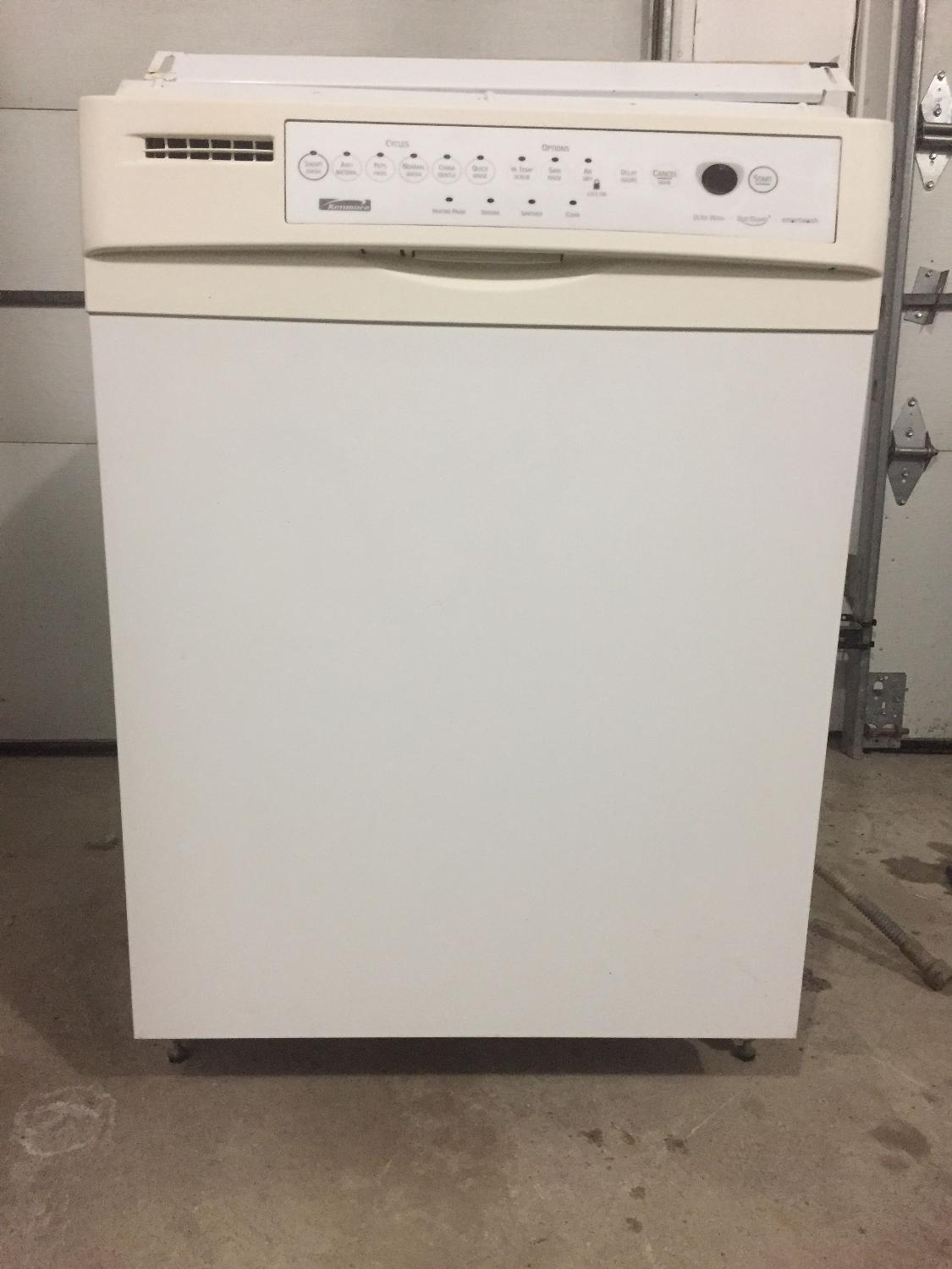 Best Kenmore Dishwasher Model 665 For Sale In Dollard Des