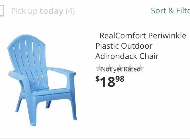 Find More Plastic Outdoor Chairs For Sale At Up To 90 Off Nashville Tn