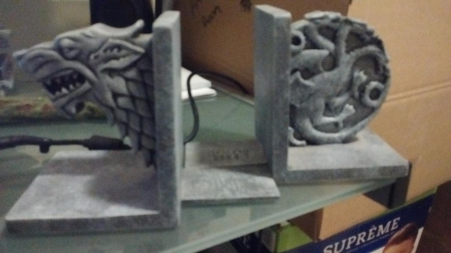 Best Game Of Thrones Bookends For Sale In Oshawa Ontario