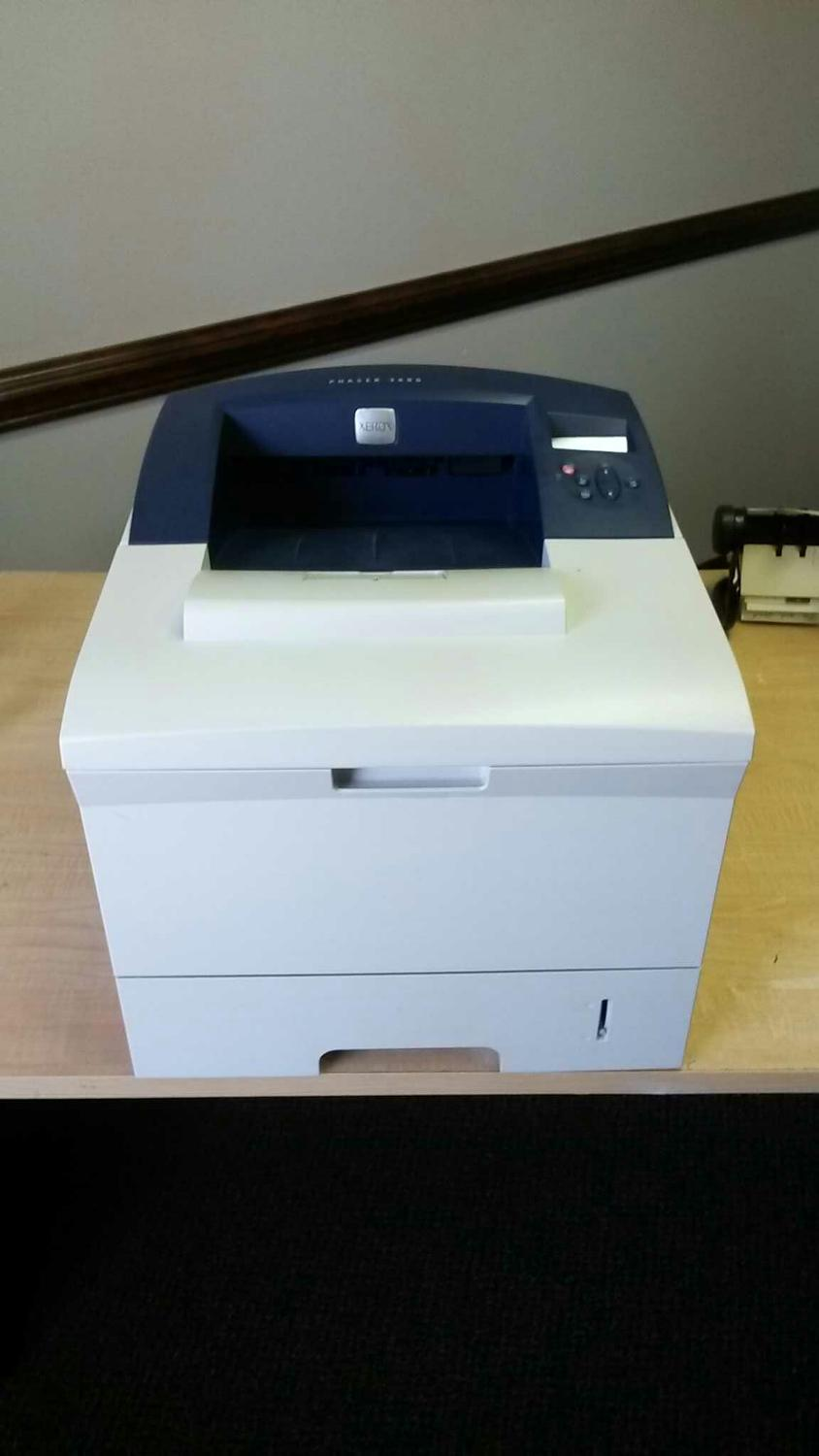 Find More Xerox Phaser 3600 Printer Reduced Final Markdown For Sale At Up To 90 Off