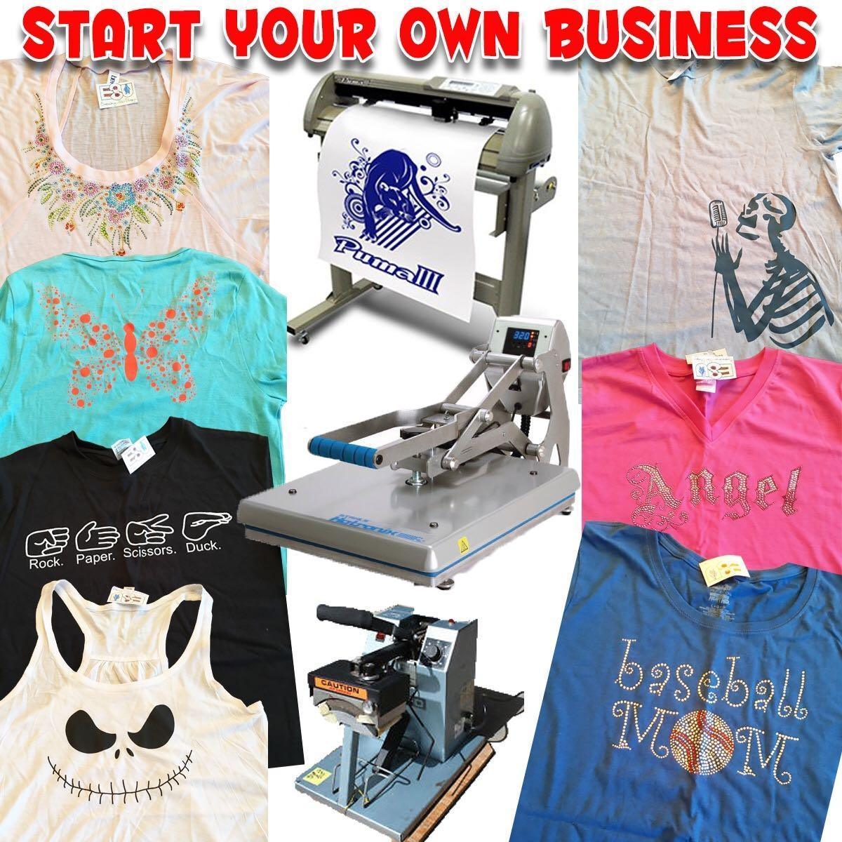 da3a40402 Starting A Rhinestone T Shirt Business - DREAMWORKS